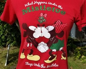 Just In🍁Disney Mickey & Minnie t-shirt